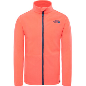 The North Face Snow Quest Jas Kinderen oranje